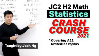 A Level JC H2 Math Pure Math Revision Crash Course